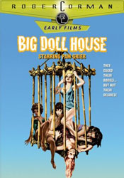 The Big Doll House Video Cover 2
