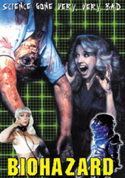 Biohazard Video Cover