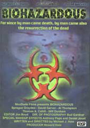 Biohazardous Video Cover 2