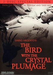 The Bird with the Crystal Plumage Video Cover 1