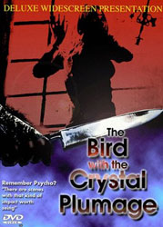 The Bird with the Crystal Plumage Video Cover 2
