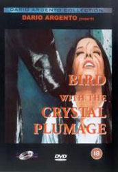 The Bird with the Crystal Plumage Video Cover 4