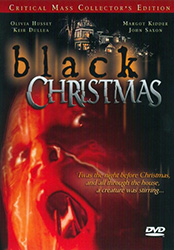 Black Christmas Video Cover 2