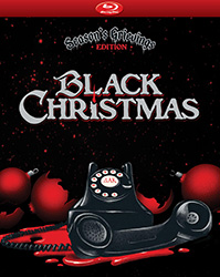 Black Christmas Video Cover 5