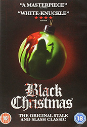 Black Christmas Video Cover 6