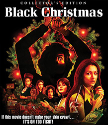 Black Christmas Video Cover 7