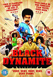 Black Dynamite Video Cover