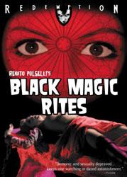 Black Magic Rites Video Cover 5