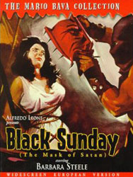 Black Sunday Video Cover 2