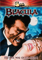 Blacula Video Cover