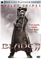 Blade II Video Cover