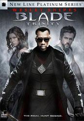 Blade: Trinity Video Cover 1