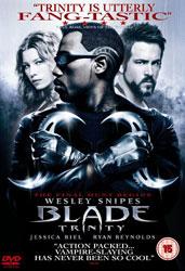 Blade: Trinity Video Cover 2
