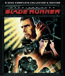 Blade Runner Video Cover 1