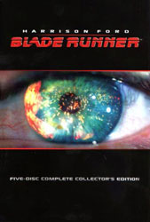 Blade Runner Video Cover 12