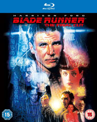 Blade Runner Video Cover 2