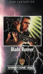 Blade Runner Video Cover 3