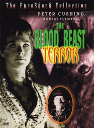 The Blood Beast Terror Video Cover 5