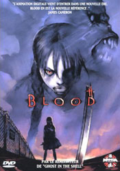 Blood: The Last Vampire Video Cover 2