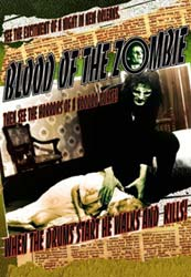 Blood Of The Zombie Video Cover 1