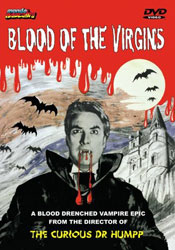 Blood of the Virgins Video Cover