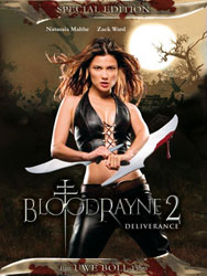 BloodRayne II: Deliverance Video Cover 1