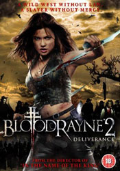 BloodRayne II: Deliverance Video Cover 2