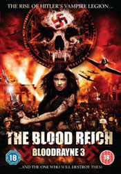 BloodRayne: The Third Reich Video Cover 2