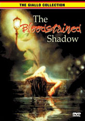 The Bloodstained Shadow Video Cover 1