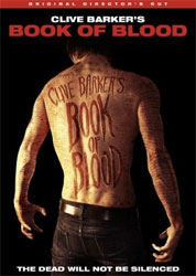 Book of Blood Video Cover