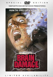 Brain Damage Video Cover 1