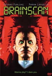 Brainscan Video Cover 1