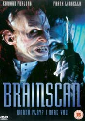 Brainscan Video Cover 2