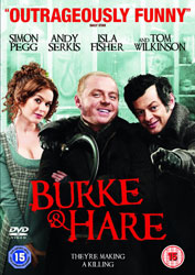 Burke and Hare Video Cover