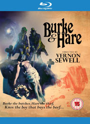 Burke & Hare Video Cover 1