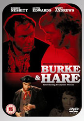 Burke & Hare Video Cover 2