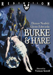 Burke & Hare Video Cover 4