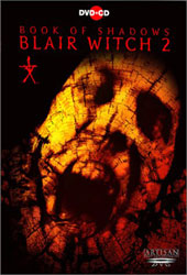 Blair Witch 2: Book of Shadows Video Cover 1