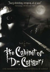 The Cabinet of Dr. Caligari Video Cover