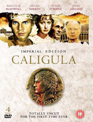 Caligula Video Cover 2