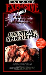 Cannibal Apocalypse Video Cover 3