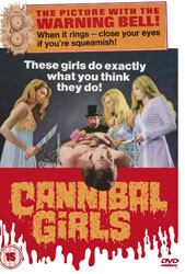Cannibal Girls Video Cover 1