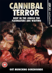 Cannibal Terror Video Cover 1