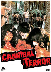 Cannibal Terror Video Cover 2