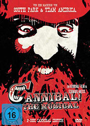 Cannibal! The Musical Video Cover 2