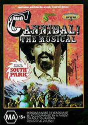 Cannibal! The Musical Video Cover 4