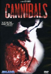 Cannibals Video Cover