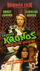 Captain Kronos — Vampire Hunter Video Cover 2