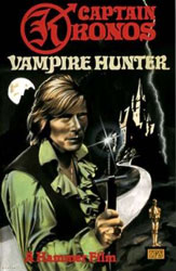 Captain Kronos — Vampire Hunter Video Cover 3