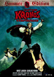 Captain Kronos — Vampire Hunter Video Cover 5